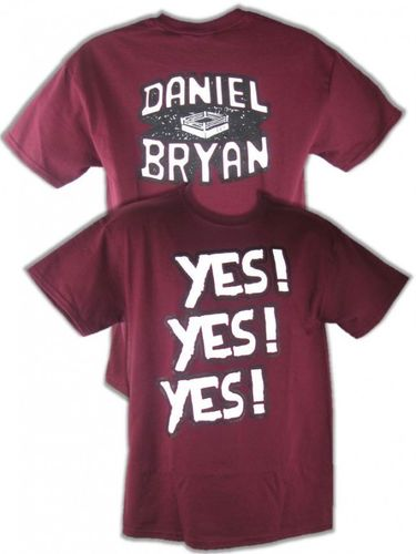 Daniel Bryan Yes Retro T-Shirt