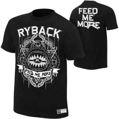 "Ryback ""Feed Me More"" T-Shirt"