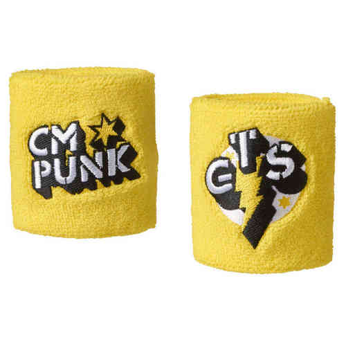 CM Punk GTS Wristbands (Armband)