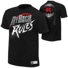 "Ryback ""Ryback Rules"" Authentic T-Shirt"