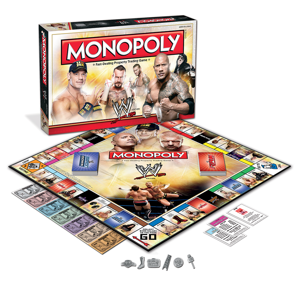 monopoly board game dating