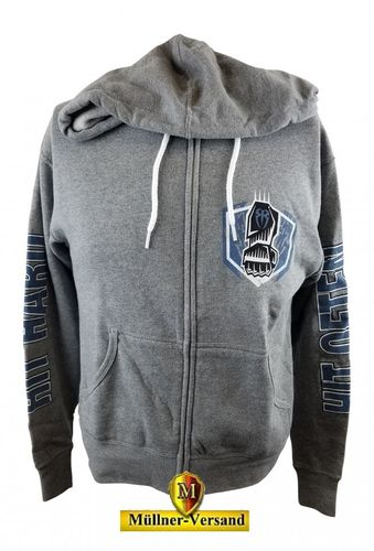 "Roman Reigns ""Hit Hard, Hit Often"" Full-Zip Hoodie Sweatshirt"