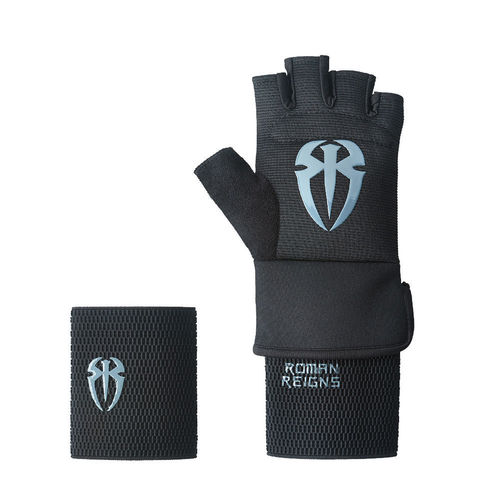 Roman Reigns Replica Glove & Wristband Set