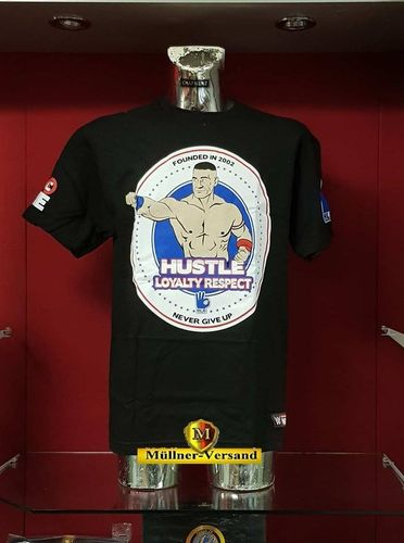 "John Cena ""Hustle Loyalty Respect"" Authentic T-Shirt"