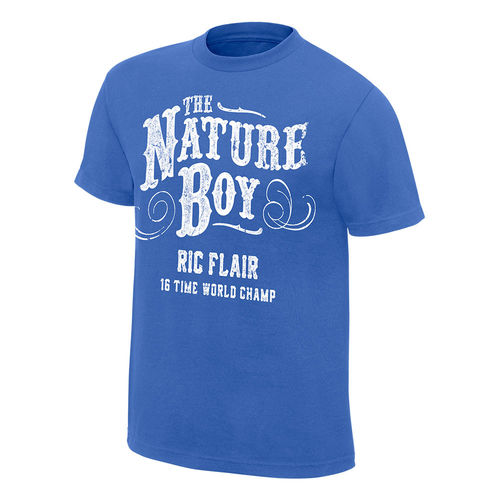 "Ric Flair ""The Nature Boy"" Vintage T-Shirt"