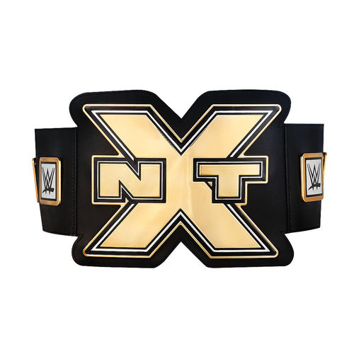 NXT Championship Toy Title Belt