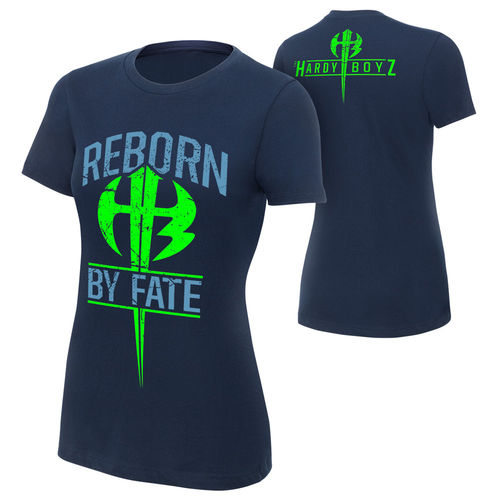 The Hardy Boyz Reborn by Fate Frauen Authentic T-Shirt