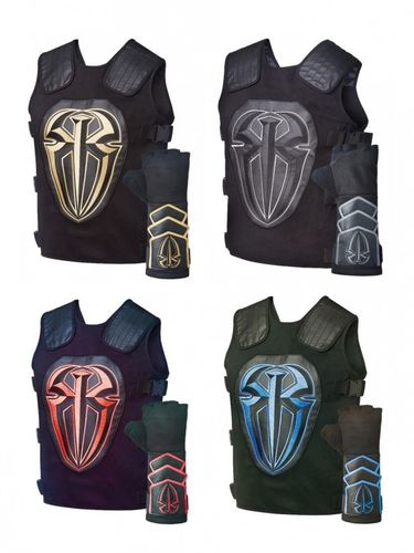 Roman Reigns Replica Vest Set