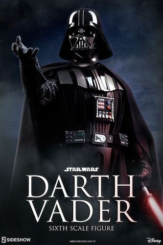 Star Wars Actionfigur 1/6 Darth Vader (Episode VI) 35 cm