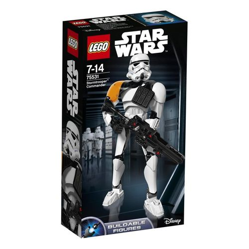 LEGO® Star Wars™ Actionfigur Stormtrooper™ Commander 24 cm