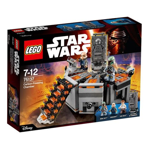 LEGO® Star Wars™ Episode V Carbon-Freezing Chamber