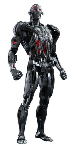 Avengers Age of Ultron Movie Masterpiece Actionfigur 16 Ultron Prime 41 cm