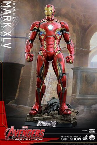 Avengers Age of Ultron QS Series Actionfigur 14 Iron Man Mark XLV 51 cm
