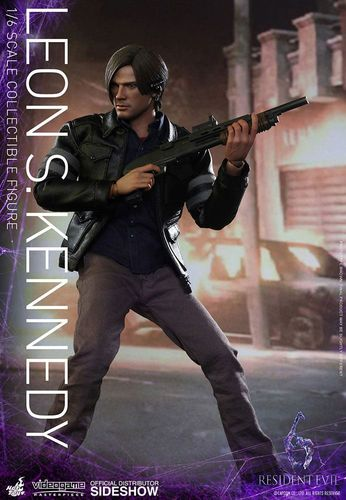 Resident Evil 6 Videogame Masterpiece Actionfigur 1/6 Leon S Kennedy 30 cm
