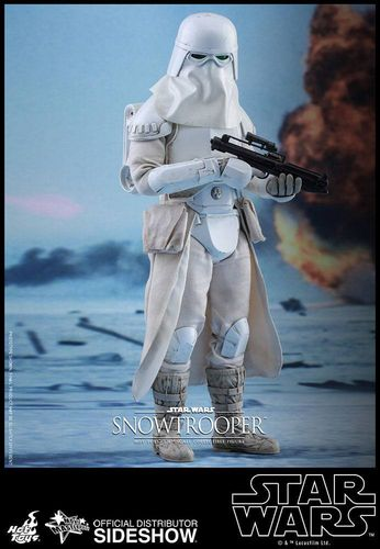 Star Wars Episode V Movie Masterpiece Actionfigur 1/6 Snowtrooper 30 cm