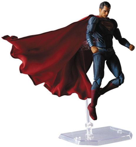 Batman v Superman Dawn of Justice MAF Actionfigur Superman Previews Exclusive 15 cm