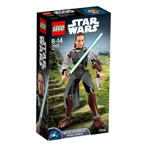 LEGO® Star Wars™ Episode VIII Actionfigur Rey 24 cm