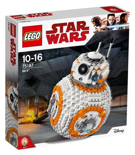 LEGO® Star Wars™ Episode VIII: BB-8™