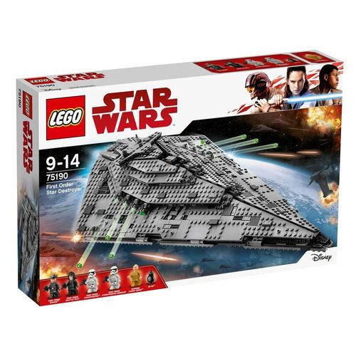 LEGO® Star Wars™ Episode VIII First Order Star Destroyer™
