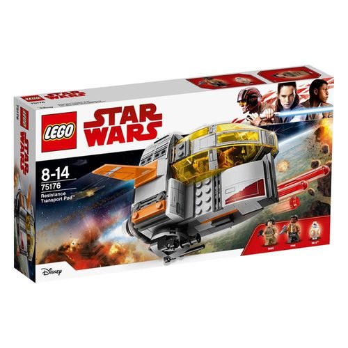 LEGO® Star Wars™ Episode VIII: Resistance Transport Pod™