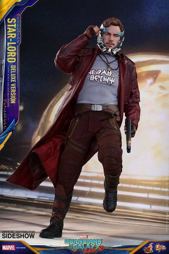 Guardians of the Galaxy Vol. 2 Movie Masterpiece Actionfigur 1/6 Star-Lord Deluxe Ver. 31 cm