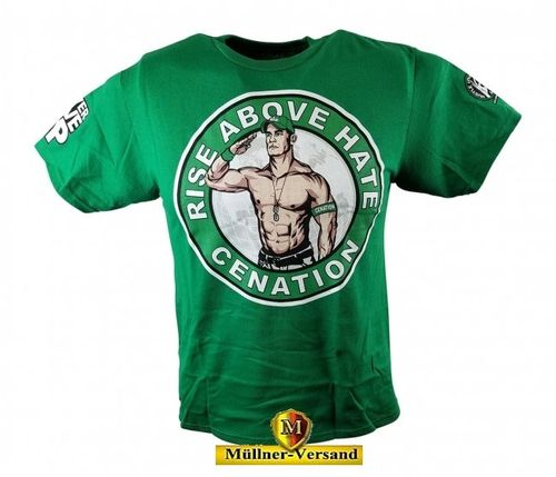 John Cena Salute the Cenation T-Shirt