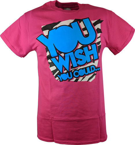Dolph Ziggler You Wish You Could Authentic T-Shirt