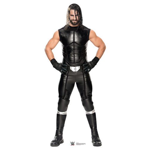 Seth Rollins kartonnen display