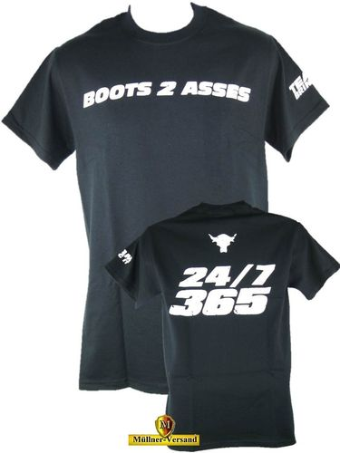 The Rock 24/7/365 Retro T-Shirt