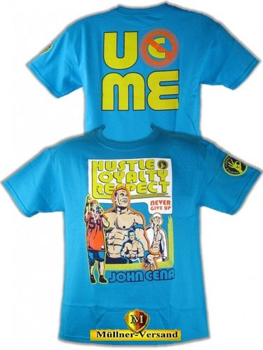 "John Cena ""Throwback"" Kinder Authentic T-Shirt"