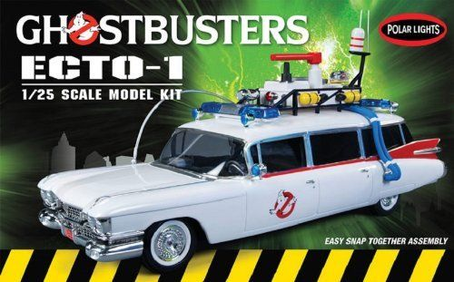 Ghostbusters Modellbausatz 1/25 Ecto 1
