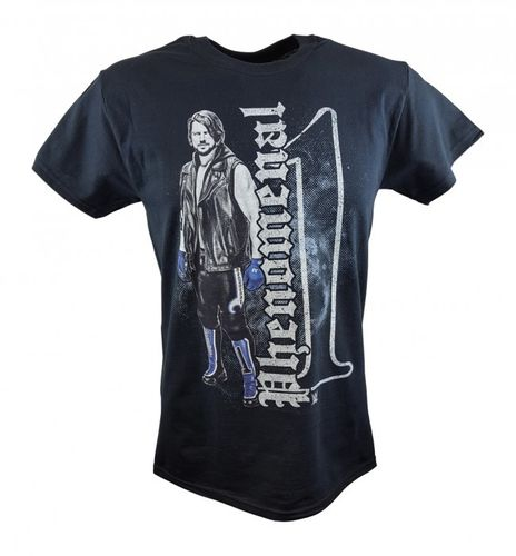 AJ Styles Phenomenal One Pose T-shirt