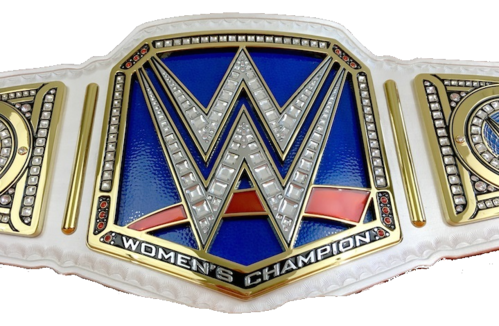 WWE SmackDown Women's Championship Replica Title