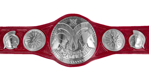 WWE RAW Tag Team Championship Replica Title