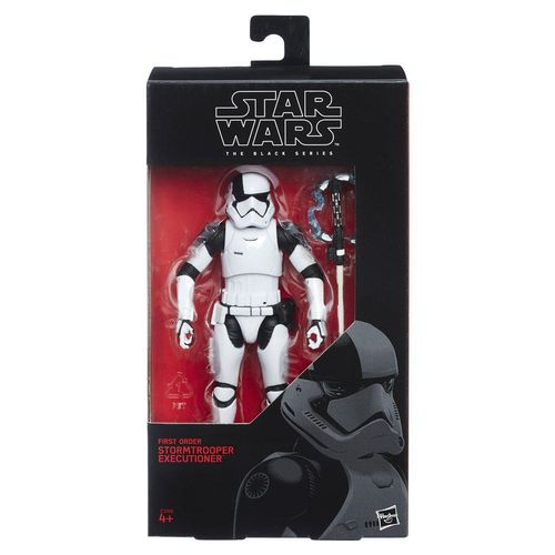 Star Wars Episode VII Black Series Actionfigur 2017 First Order Stormtrooper Executioner 15 cm