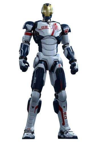 Avengers Age of Ultron Movie Masterpiece Actionfigur 16 Iron Legion 31 cm