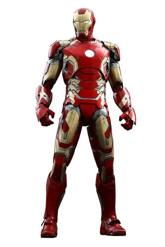 Avengers Age of Ultron QS Series Actionfigur 14 Iron Man Mark XLIII 49 cm