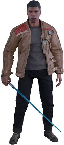 Star Wars Episode VII Movie Masterpiece Actionfigur 16 Finn 30 cm
