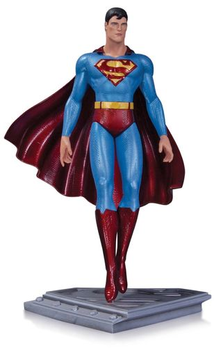 Superman The Man Of Steel Statue Moebius 20 cm