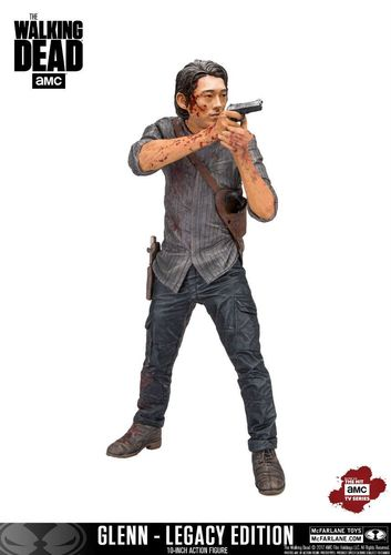 The Walking Dead TV Version Deluxe Actionfigur Glenn Legacy Edition 25 cm