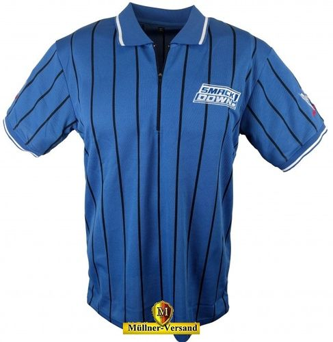 WWE Smackdown Live Referee Shirt