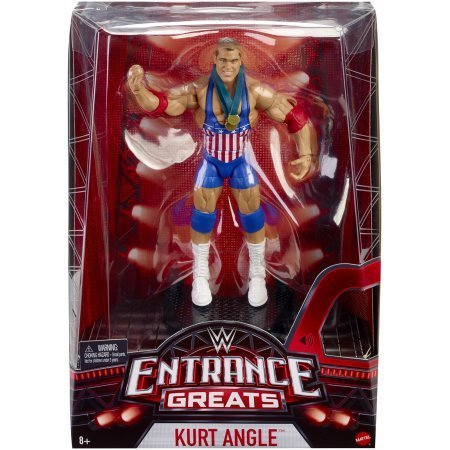 Kurt Angle - WWE Entrance Greats