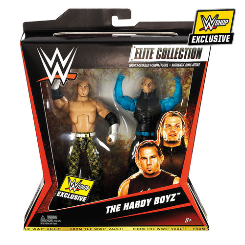 The Hardy Boyz Set aus der WWE Exlusiv Serie