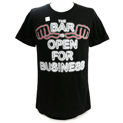 "Sheamus & Cesaro ""The Bar is Open for Business"" Authentic T-Shirt"