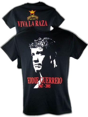 EDDIE GUERRERO TRIBUTE 1967-2005 T-Shirt