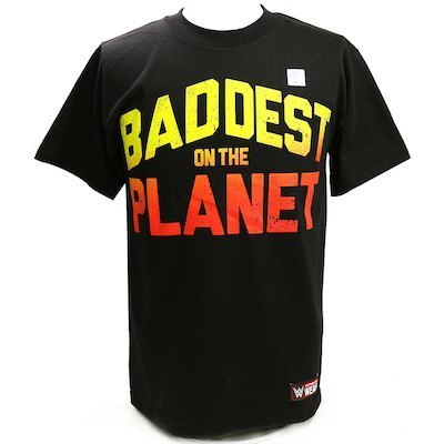 Ronda Rousey Baddest On The Planet Kinder Authentic T-Shirt