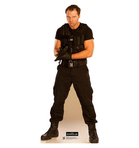 Dean Ambrose The Shield Pappaufsteller Standee