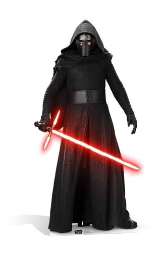 Kylo Ren (The Force Awakens) Star Wars Pappaufsteller