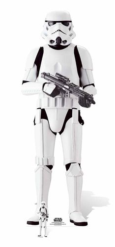 Imperial Stormtrooper (Star Wars Rogue One) Pappaufsteller