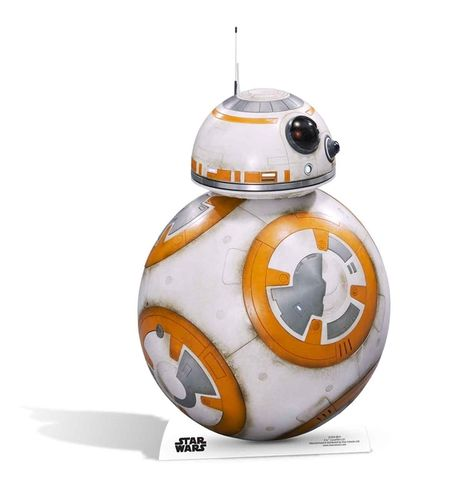BB-8 (The Force Awakens) Pappaufsteller